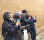 زنان ایران راهنمایان جهانی گردشگری را شگفتزده کردند