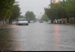 پیش بینی بارش باران در برخی استانها