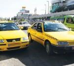 ۴۰۰ لیتر بنزین نوروزی تاکسیهای بین شهری