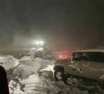 این استان ها منتظر بارش برف نیم متری باشند
