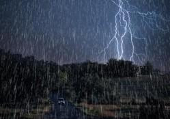 بارش تگرگ پ